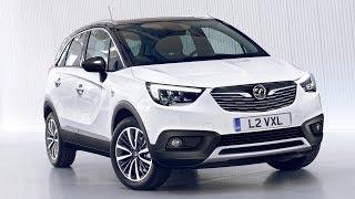 Vauxhall Crossland X 2018 Car Review