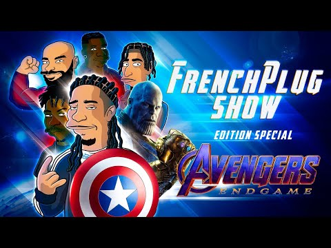 Avengers EndGame ( ÉDITION SPÉCIALE )