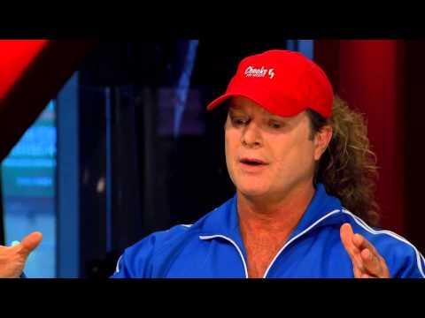 The Inside Story: Fitness guru Tony Little's big life