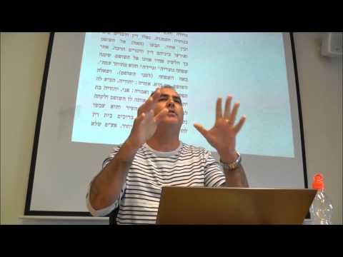 CSOC- Female Conversion to Judaism according to the Cairo Genizah/Dr. Amir Ashur