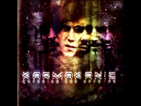 KARMAKANIC - Cyberdust From Mars (with lyrics)