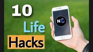 10 Smartphone life hacks you should know (cell phone)