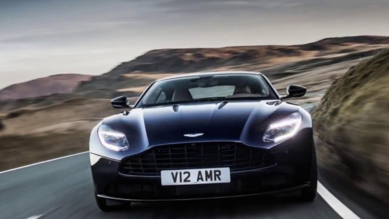 Aston Martin Db11 Amr 2019 639 Hp 334 Km H Max Speed Youtube