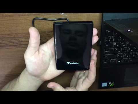 "Жесткий диск Verbatim Store n Go 1TB 53023 2.5"" USB 3.0 External Blister Black"