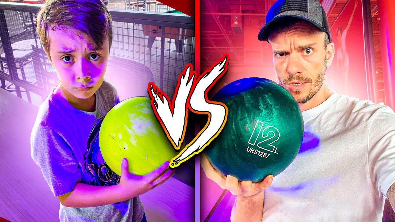 BRANCOALA VS MARCOS NO BOLICHE EM ORLANDO - Família Brancoala no Dezerland Park Bowling dos EUA
