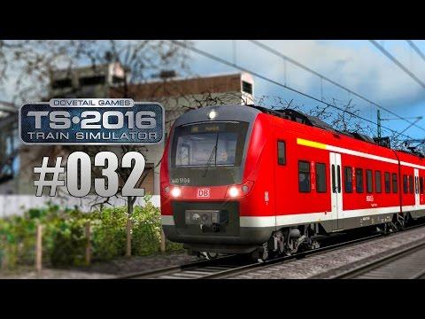 TRAIN SIMULATOR 2016: Die BR 440 Alstom Coradia Continental #032 - Unterwegs im Fugger-Express!