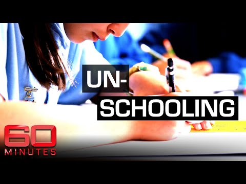 No teachers, no rules: the schooling trend where kids do whatever they want | 60 Minutes Australia
