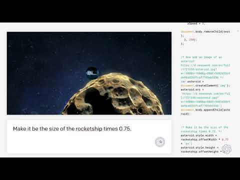 OpenAI Codex Source Code Generation from English Language