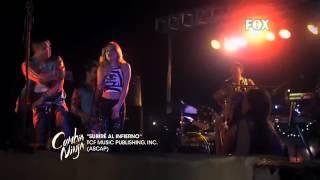 Cumbia Ninja Subiré Al Infierno VIDEO CLIP Versión Original Mp4