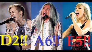 SHOCKING THINGS You Didn't Know Singers CAN DO!