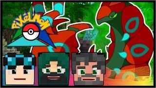 vuclip THE BIG POISON POKEMON PUZZLE!? | Pokémon Trinity | Minecraft #18