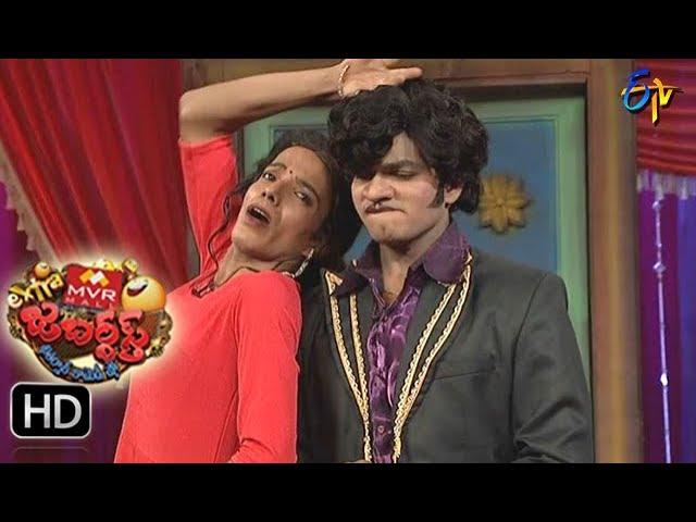 Avinash Karthik Performance | Extra Jabardsth | 4th August 2017| ETV Telugu