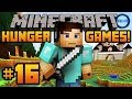 """Minecraft HUNGER GAMES - w/ Ali-A #16! - """"EPIC 48 PLAYER GAME!"""""""
