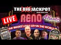 💰 Live High Limit Slot Play 💸 Atlantis Casino Resort and Spa Reno 💵 | The Big Jackpot