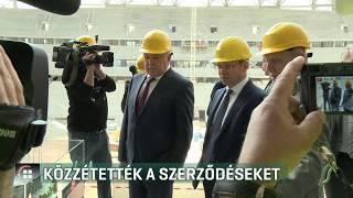 Milliárdokat költött a kormány egy új kézilabdacsarnok előkészítésére 19-09-11