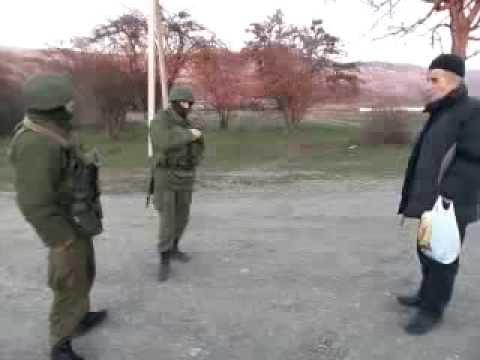 Разговор Крымского Татарина