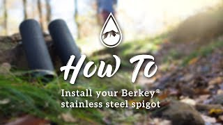 How to clean your Black Berkey® Purification Elements