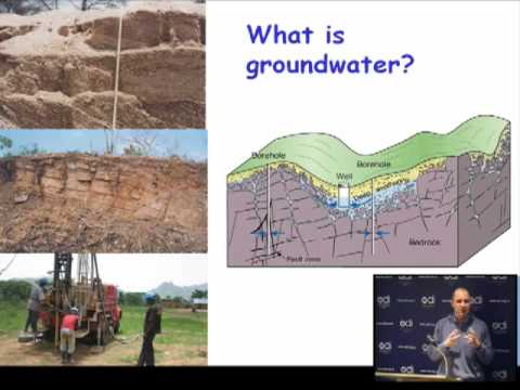 Dr Alan MacDonald - Britsh Geological Survey