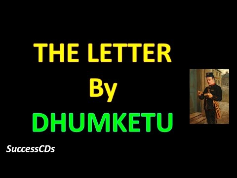 The Letter Class 10 Summary, Explanation, Difficult Words