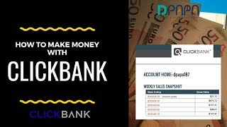 How To Make Money With Clickbank - New No Website Method Revealed [Free Training]