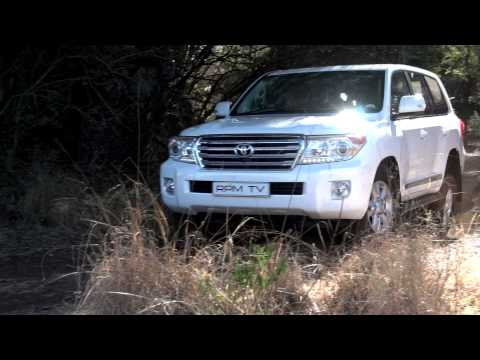 RPM TV - Episode 216 - Toyota Land Cruiser 200 VX