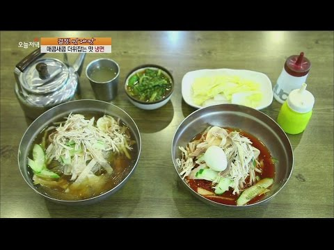 [Live Tonight] 생방송 오늘저녁 158회 - Sweet and spicy naengmyeon in summer 20150703