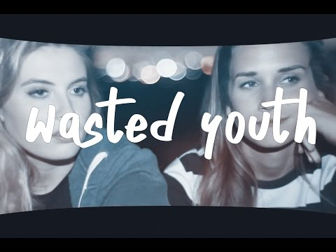 FLETCHER - Wasted Youth (Noah. Remix) Lyrics Video