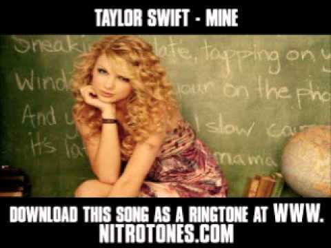 Taylor Swift - Mine [ New Video + Lyrics + Download ]