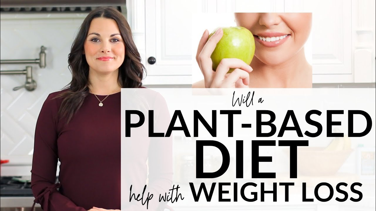 plant based weight loss program