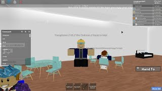 [ROBLOX] HH V2! Picking the second Vice Chairman! [I DO NOT OWN THIS SONG!]