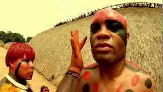 Anderson Silva e a tribo dos Kamayurás - Amazoo Experience