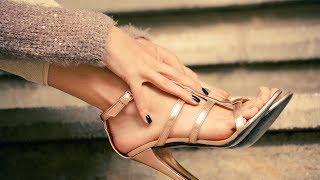 видео Как избавиться от скрипа обуви при ходьбе