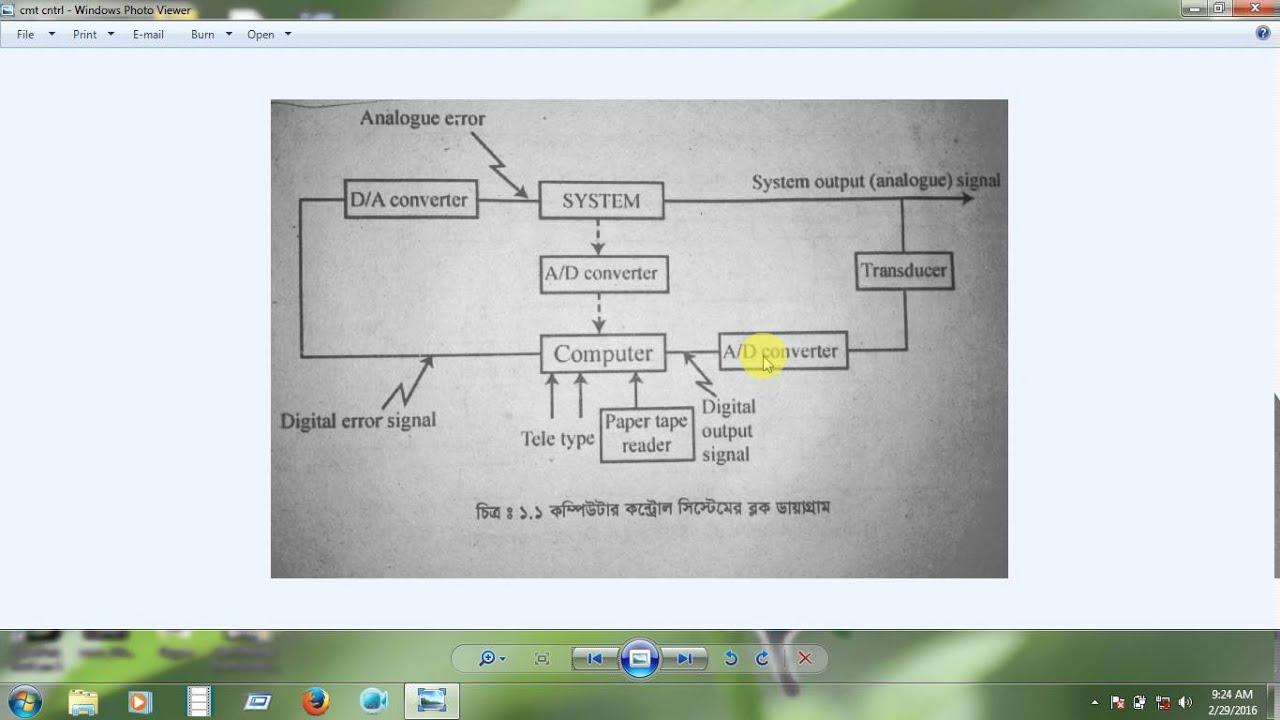 block diagram of computer pdf