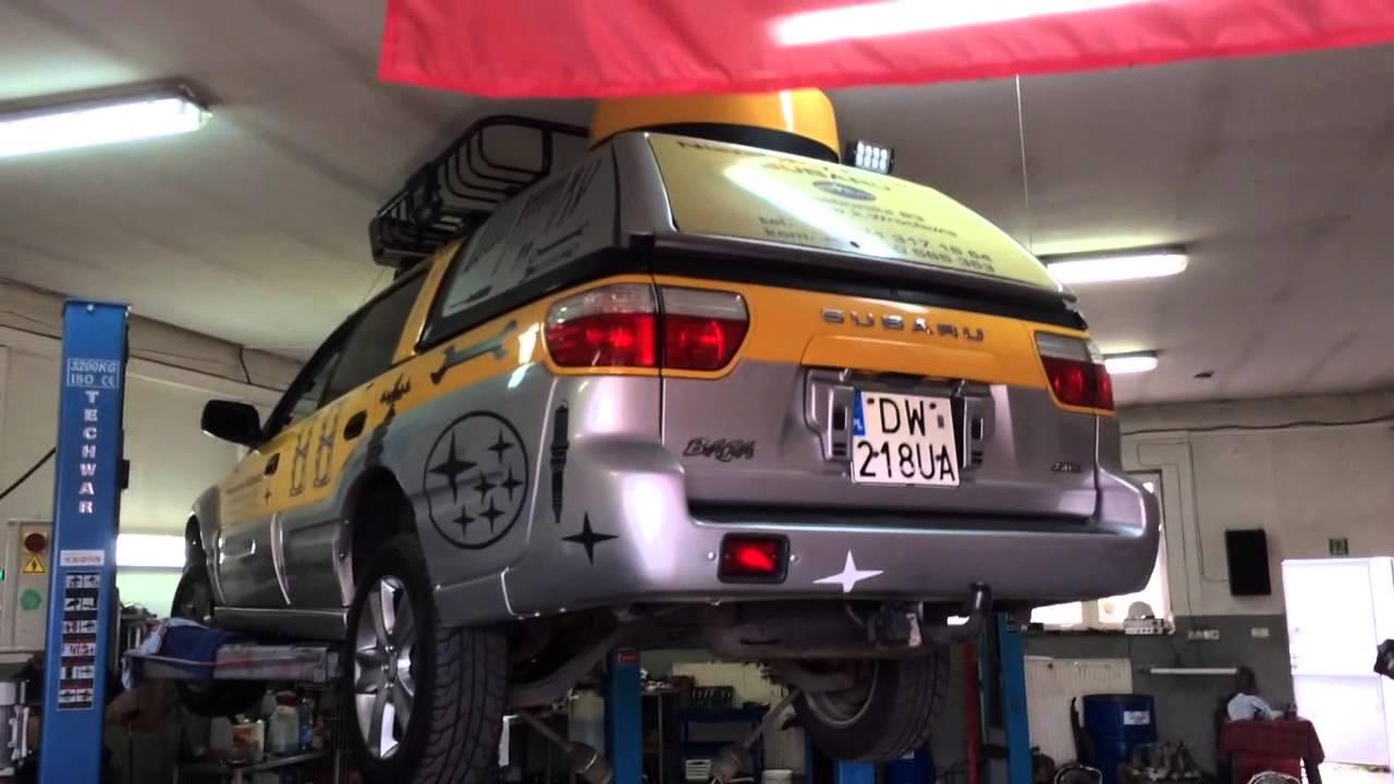 Subaru Baja H6 Engine Swap Autoplejada