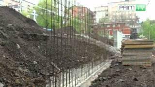 Ремонт могилы Муравьева-Амурского(, 2011-06-14T07:15:31.000Z)