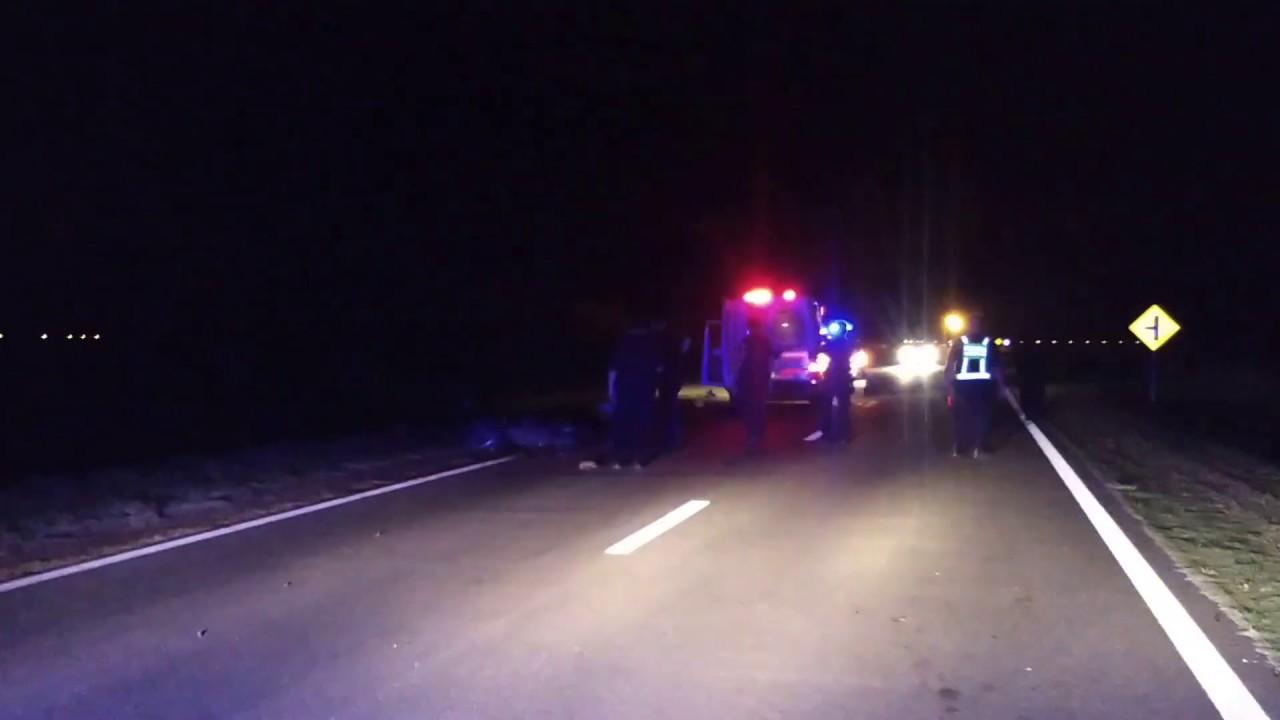 Accidente fatal en ruta 6
