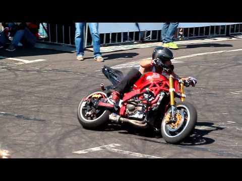 Roman Jeandrot - Semi-Final Run - StuntGP Bydgoszcz 2015 - 8th Place