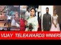 Vijay Tele Awards 2019 Winners List in all Category