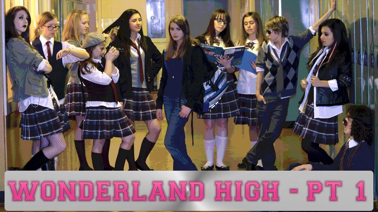 Download Wonderland High - Part 1