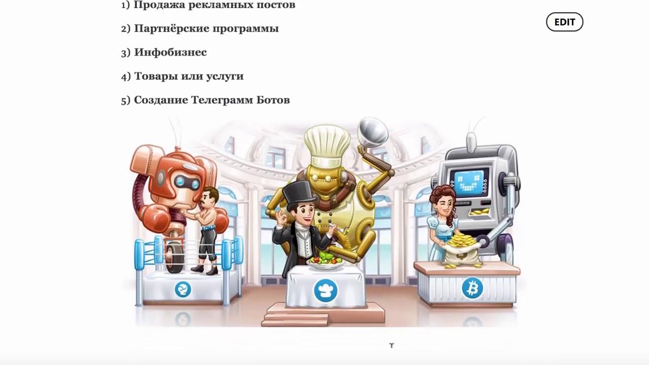 Делай деньги автоматический заработок|Заработок в Телеграмм или монетизация Telegram каналов