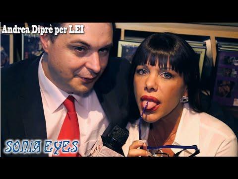 Sonia Eyes spiega come si fa un pompino imperiale all'ANDREA DIPRE' PER LEI