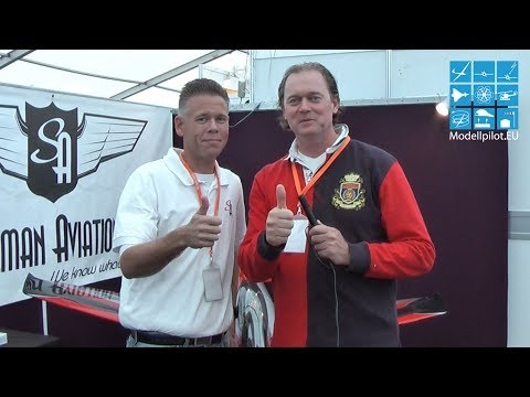 Interview mit David Shulman von Shulman Aviation - JetPower Messe Bad Neuenahr 2011
