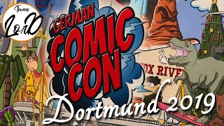 German Comic Con Dortmund 2019 | Eventvideo