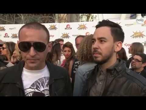 Celebrities react to Linkin Park singer Chester Bennington's death