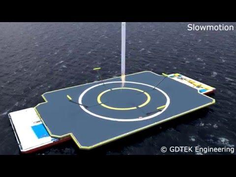GRASP (Ground Rocket Assisted Secure Parking) by GDTEK Engineering