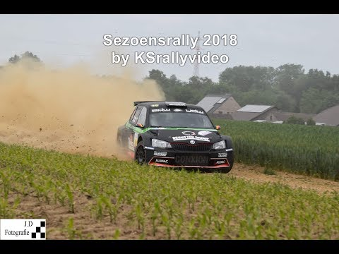 [BRC] Sezoensrally 2018 By KSrallyvideo SHOW & MISTAKES [HD]