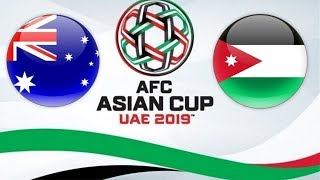 Australia vs Jordan Asian Cup  2019 Live stream