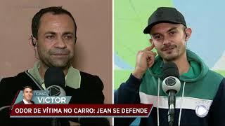 Caso Victor: amigo rebate acusações do pai do jovem
