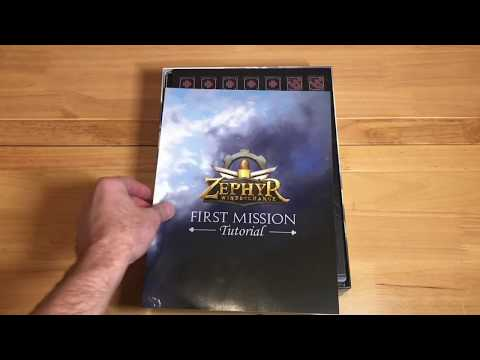 Zephyr: Winds of Change   Board Game   BoardGameGeek