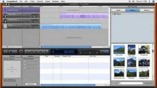 Apple GarageBand Podcast Tutorial